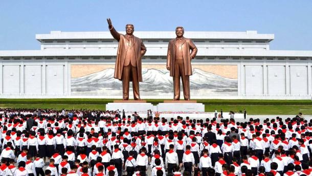 Die Lehrjahre des jungen Diktators