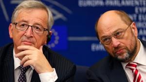 Was erlauben Schulz?