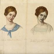 Ein entwürdigender und ekelerregender Tod: Das Bild einer 23 Jahre alten Wienerin kurz vor ihrer Ansteckung mit der Cholera und kurz vor ihrem Tod nur wenige Stunden später.