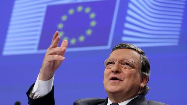 Rätselraten um Barrosos neue Rolle