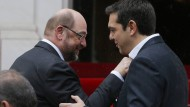 Schulz: Neue Regierung handelt verantwortungslos