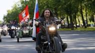 Polen lässt Nachtwölfe nicht einreisen