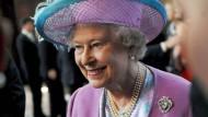 Queen wird dienstälteste Monarchin Großbritanniens