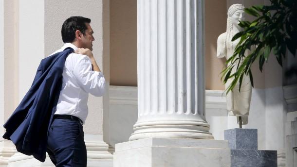 Tsipras entdeckt den freien Markt