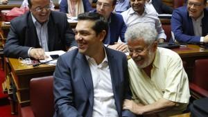 Der geläuterte Herr Tsipras