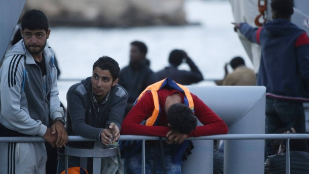 Libyen lehnt Versenken von Flüchtlingsbooten ab