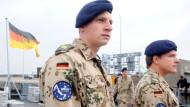 Grüne streiten über europäische Armee