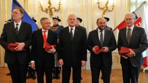 EU-Osterweiterung eine Erfolgsgeschichte
