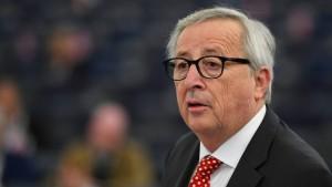 Juncker warnt vor Lügen im Wahlkampf