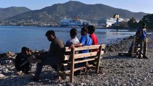 150 Flüchtlinge sollen in die Türkei gebracht werden