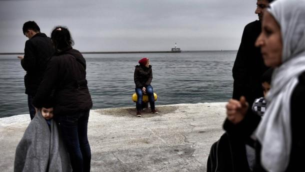 Brief Nach Griechenland Adressieren : Vor eu türkei gipfel niederlande fordern pause des
