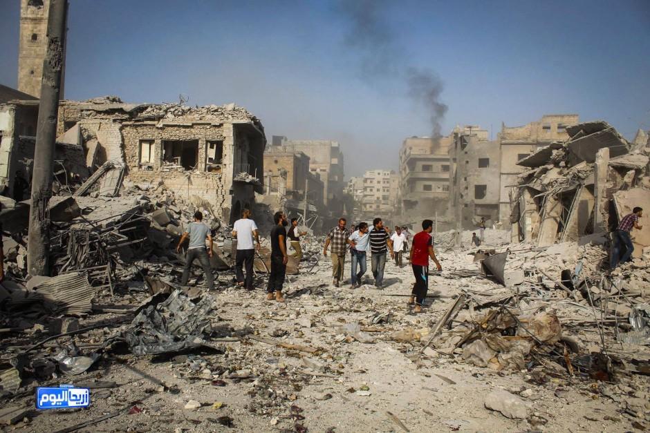 Warum Fliehen Flüchtlinge Aus Syrien