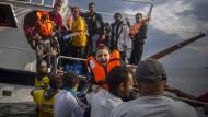 Nur noch wenige Flüchtlinge erreichen Griechenland