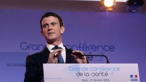 Valls gegen Kontingentlösung für Flüchtlinge