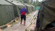 Das australische Flüchtlingslager Manus soll geschlossen werden.