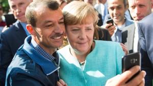 Merkel destabilisiert Deutschland und Europa