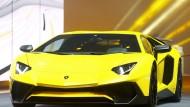 Generation Lamborghini.