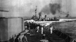 Historisches E-Paper zum Ersten Weltkrieg: Seegefecht vor Helgoland