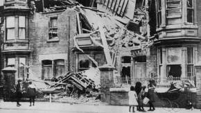 Historisches E-Paper zum Ersten Weltkrieg: Die Beschießung der englischen Ostküste