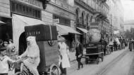 Die Leipziger Kriegsmesse