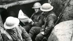 """Historisches E-Paper zum Ersten Weltkrieg: """"Nix Zeitung?"""""""