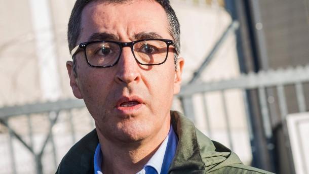 Özdemir weist Kritik an Führungsstil zurück