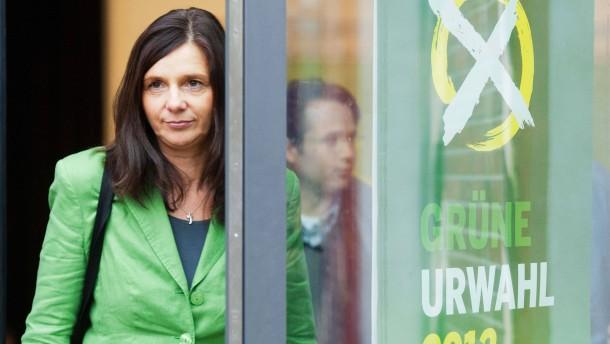 Grüne-Spitzenkandidaten für die Bundestagswahl