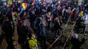 """Juden fassungslos über """"Pegida""""-Veranstaltung am 9. November"""