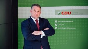 Hartmann will nicht mit der AfD zusammenarbeiten