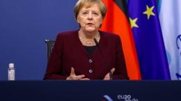 Merkel appelliert an Bürgerinnen und Bürger
