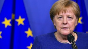 Merkels schwerste Tage