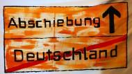 In Deutschland halten sich derzeit rund 200.000 ausreisepflichtige Personen auf.