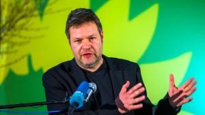 Kieler Umweltminister will Spitzenkandidat der Grünen werden