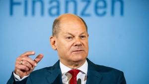Merkwürdige SPD