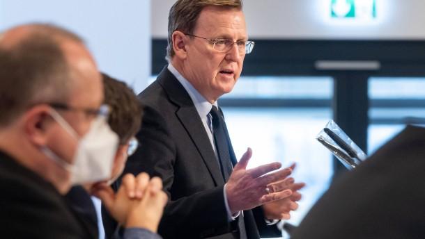 Woran Neuwahlen in Thüringen bislang scheitern