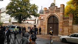 Bundesanwaltschaft will Haftbefehl gegen Stephan B. beantragen