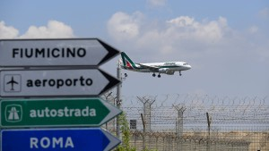 "Italien setzt auf ""grünen Pass"""