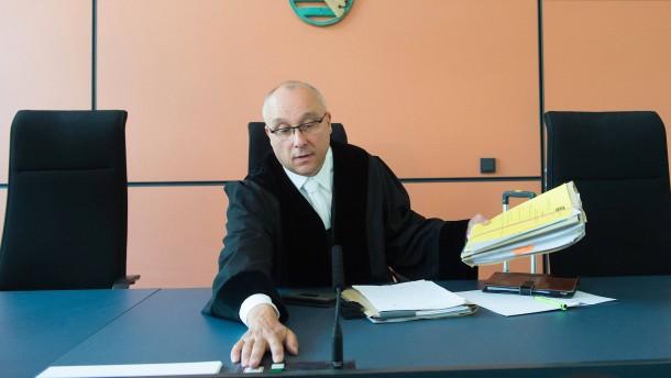 Rechte Richter, Richterrechte