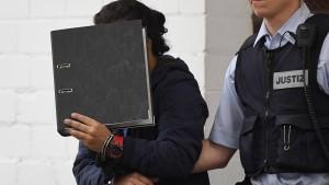 Entführung in Syrien, Anklage in Stuttgart