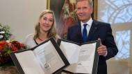 Christian Wulff mit Toleranzpreis ausgezeichnet