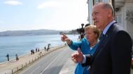 """Merkel zu Besuch in der Türkei: """"Für manches haben 16 Jahre nicht ausgereicht"""""""