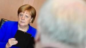 CDU/CSU erstmals seit 2006 unter 30 Prozent