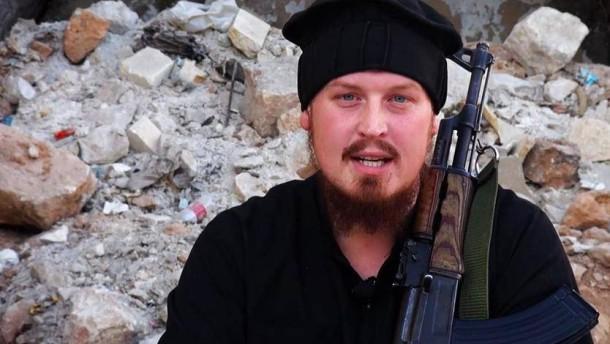 Deutsche foltern für Terrormiliz