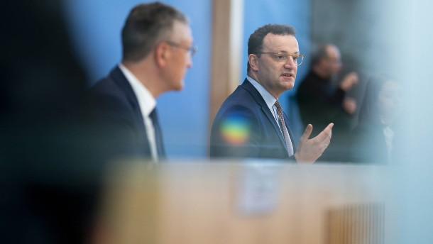 Was will Jens Spahn?