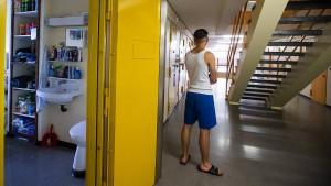 In der U-Haft wird der Kopf klar