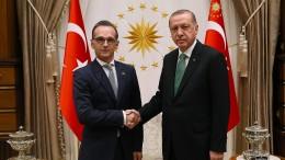 Maas verteidigt Staatsbesuch Erdogans