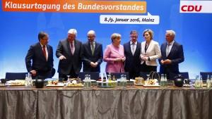 CDU fordert härteres Vorgehen gegen kriminelle Ausländer