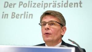 Polizei verschickt knapp 251.000 stille SMS