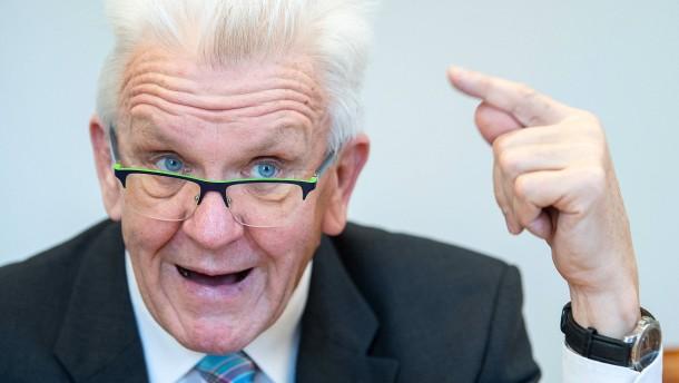 Kretschmann sagt Gespräch mit ungarischem Außenminister ab