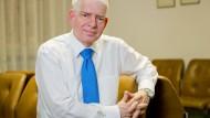 Mehr Verantwortung: der neu gewählte Präsidenten des Zentralrats der Juden in Deutschland, Josef Schuster